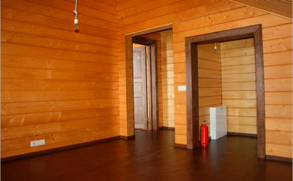 Оздоблення дерев'яного будинку
