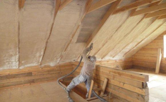 Видео), Как утеплить крышу