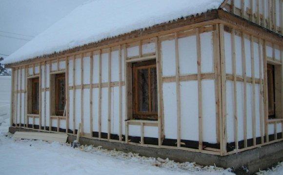 Чим утеплити стіни будинку