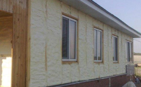 утеплення брусового будинку