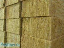 Чим утеплювати балкон і лоджію: мінеральна вата