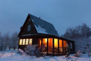 Як утеплити дачний будинок швидко, просто і з мінімальним бюджетом