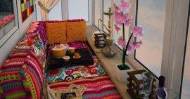 Кімната на балконі: 6 варіантів освоєння крихітній території
