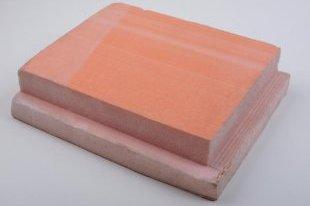 Пінополістирольні плити з фрезерованим краєм