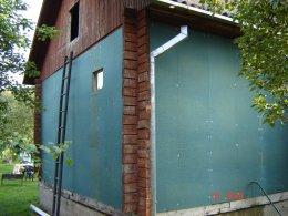 Просте і надійне утеплення брусового будинку панелями ISOPLAAT - фото 2