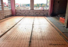 теплоізоляція підлог