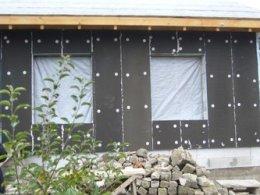 утеплення будинку панелями