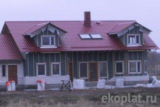 утеплення каркасного будинку