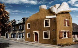 утеплений будинок