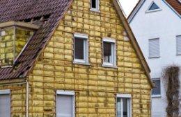 Утеплювач для стін будинку зовні